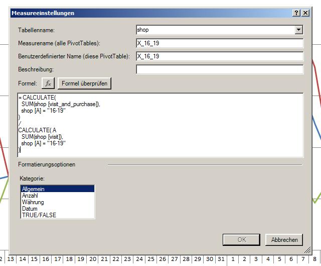 Filtered measures with CALCULATE() in PowerPivot | joy of data